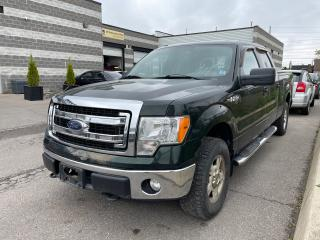 Used 2014 Ford F-150 XLT 4WD for sale in Oakville, ON