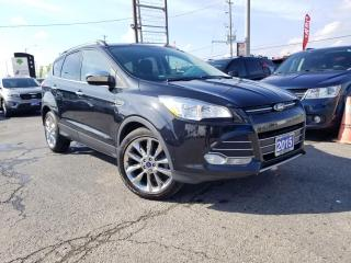 Used 2015 Ford Escape No Accidents | FWD | SE | NAV | R Cam |Certified for sale in Brampton, ON