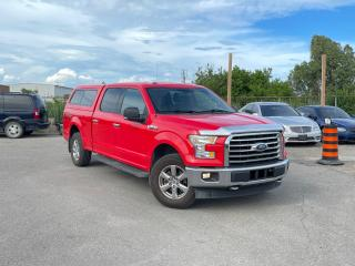 Used 2017 Ford F-150 XLT 4WD for sale in Oakville, ON