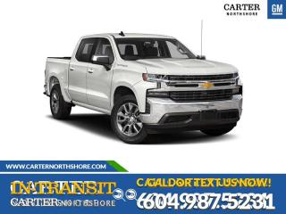 New 2021 Chevrolet Silverado 1500 RST for sale in North Vancouver, BC
