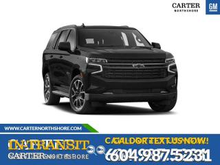 New 2021 Chevrolet Tahoe LS for sale in North Vancouver, BC