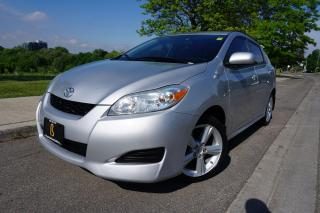 Used 2009 Toyota Matrix AWD / NO ACCIDENTS / FULL SERVICE HISTORY for sale in Etobicoke, ON