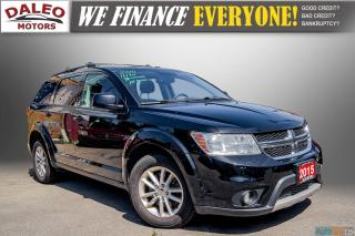 Used 2015 Dodge Journey SXT / 7 PASSENGER / HEATED MIRRORS for sale in Hamilton, ON