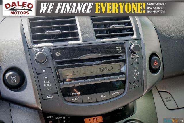 2011 Toyota RAV4 BASE / SUNROOF / ROOF RACK / Photo23