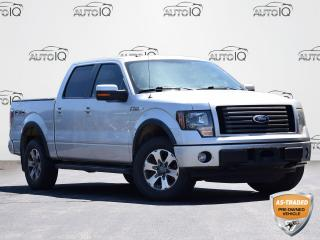 Used 2011 Ford F-150 FX4 4WD | 5.0L V8 | TRAILER TOW PACKAGE | A/C for sale in Waterloo, ON