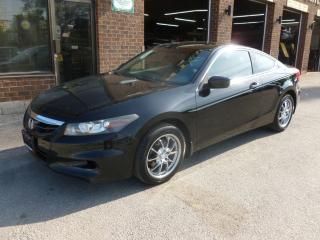 Used 2012 Honda Accord EX-L W/NAVI for sale in Weston, ON