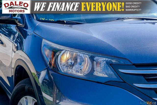2014 Honda CR-V EXL / BACKUP CAM / LEATHER / HEATED SEATS / Photo2