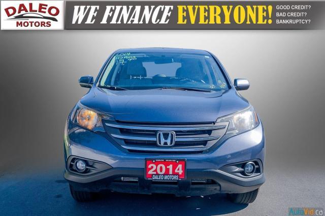 2014 Honda CR-V EXL / BACKUP CAM / LEATHER / HEATED SEATS / Photo3