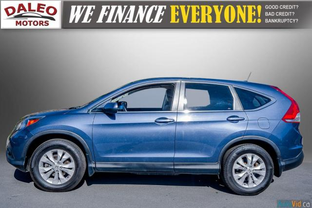 2014 Honda CR-V EXL / BACKUP CAM / LEATHER / HEATED SEATS / Photo5