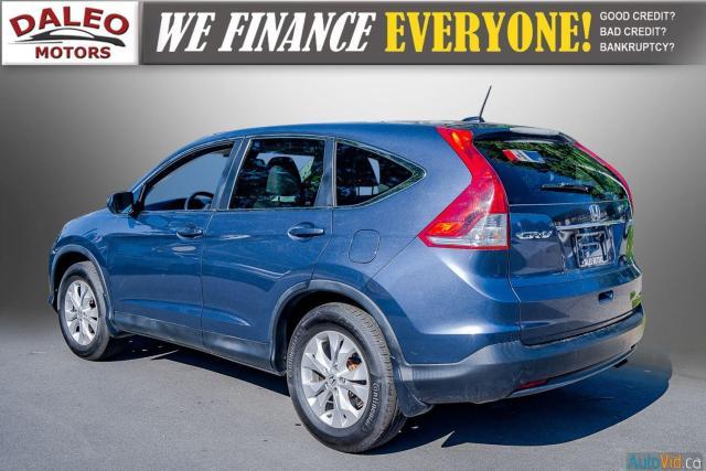 2014 Honda CR-V EXL / BACKUP CAM / LEATHER / HEATED SEATS / Photo6