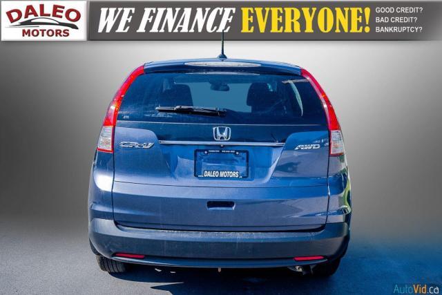 2014 Honda CR-V EXL / BACKUP CAM / LEATHER / HEATED SEATS / Photo7