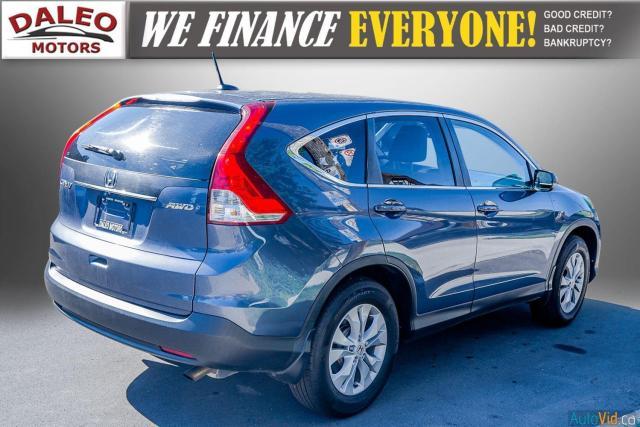 2014 Honda CR-V EXL / BACKUP CAM / LEATHER / HEATED SEATS / Photo8