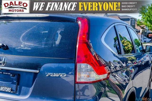 2014 Honda CR-V EXL / BACKUP CAM / LEATHER / HEATED SEATS / Photo10