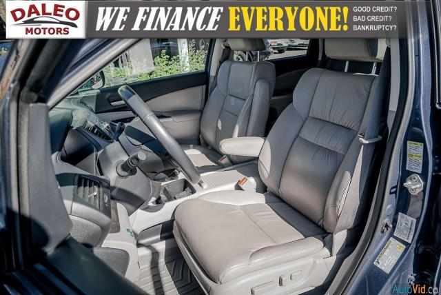2014 Honda CR-V EXL / BACKUP CAM / LEATHER / HEATED SEATS / Photo12