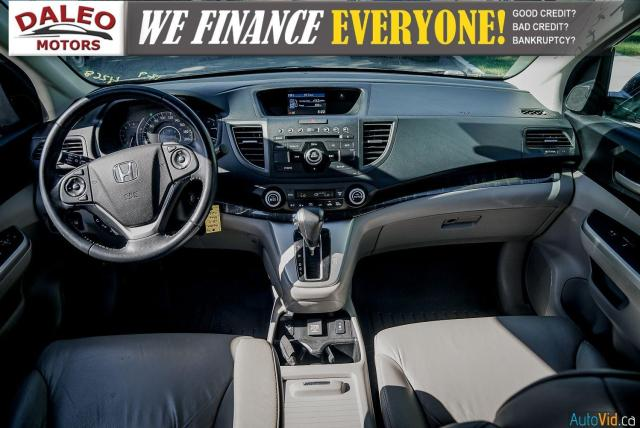2014 Honda CR-V EXL / BACKUP CAM / LEATHER / HEATED SEATS / Photo14