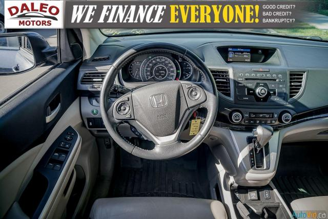 2014 Honda CR-V EXL / BACKUP CAM / LEATHER / HEATED SEATS / Photo15