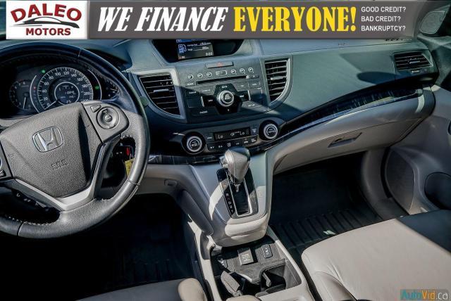 2014 Honda CR-V EXL / BACKUP CAM / LEATHER / HEATED SEATS / Photo16