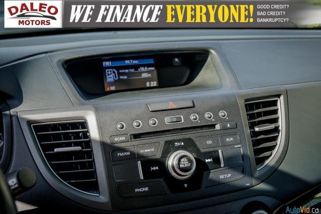 2014 Honda CR-V EXL / BACKUP CAM / LEATHER / HEATED SEATS / Photo20