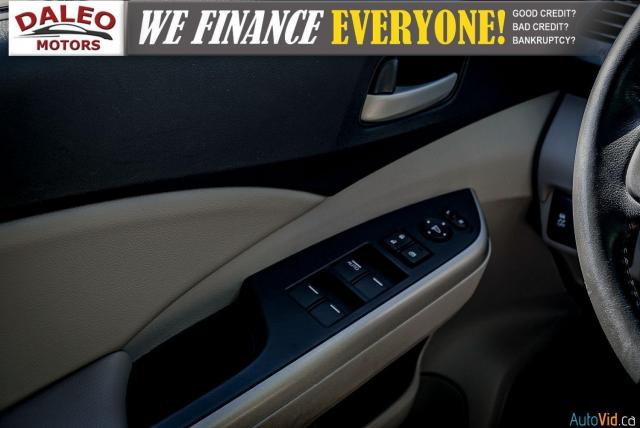 2014 Honda CR-V EXL / BACKUP CAM / LEATHER / HEATED SEATS / Photo23