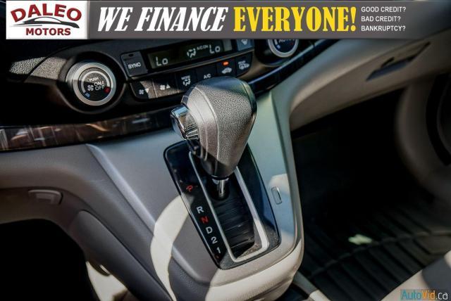 2014 Honda CR-V EXL / BACKUP CAM / LEATHER / HEATED SEATS / Photo24