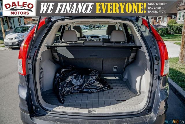 2014 Honda CR-V EXL / BACKUP CAM / LEATHER / HEATED SEATS / Photo26