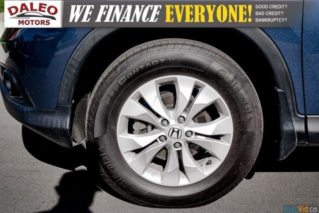 2014 Honda CR-V EXL / BACKUP CAM / LEATHER / HEATED SEATS / Photo27