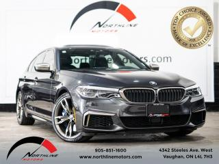 Used 2018 BMW 5 Series M550i xDrive/Bower & Wilkins/Navigation/Blind Spot for sale in Vaughan, ON