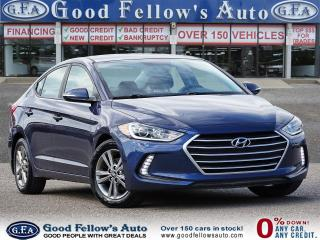 Used 2017 Hyundai Elantra Good or Bad Credit Auto Financing ..! for sale in Toronto, ON