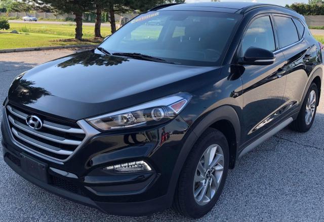2017 Hyundai Tucson Luxury