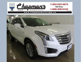 Used 2017 Cadillac XT5 Luxury Adaptive Remote Start, Ultraview Power Sunroof, Heated Front & Rear Seats for sale in Killarney, MB
