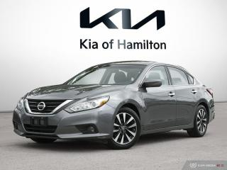 Used 2017 Nissan Altima 2.5 SV for sale in Hamilton, ON