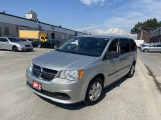 Used 2012 Dodge Grand Caravan 7 Passengers, Low KM, Automatic, 3 Years warranty for sale in Toronto, ON
