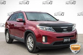 Used 2015 Kia Sorento LX V6 AS TRADED SPECIAL | YOU CERTIFY, YOU SAVE for sale in Innisfil, ON