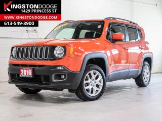 Used 2016 Jeep Renegade North for sale in Kingston, ON