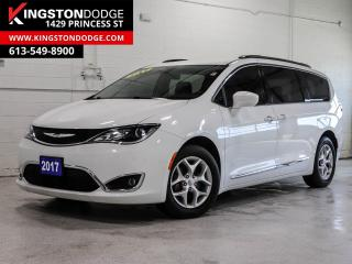 Used 2017 Chrysler Pacifica Touring-L Plus for sale in Kingston, ON