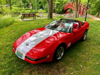 Used 1994 Chevrolet Corvette Targa with only 128800 km for sale in Perth, ON