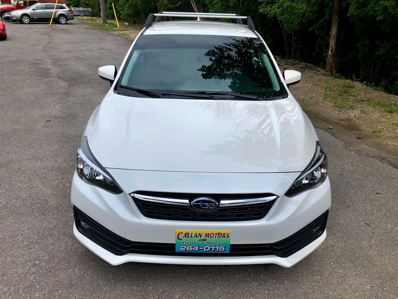 2020 Subaru Impreza