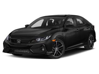 New 2021 Honda Civic Hatchback Sport for sale in Timmins, ON