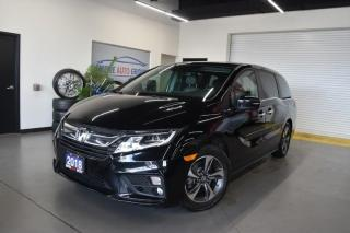 Used 2018 Honda Odyssey for sale in London, ON
