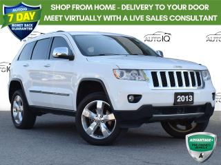 Used 2013 Jeep Grand Cherokee Overland This just in!!! for sale in St. Thomas, ON