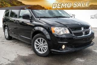 Used 2020 Dodge Grand Caravan Premium Plus DEALER DEMO! for sale in Barrie, ON