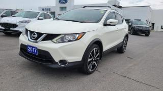 Used 2017 Nissan Qashqai SL - AWD, REMOTE START, HEATED STEERING WHEEL for sale in Kingston, ON
