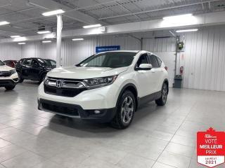 Used 2017 Honda CR-V EX AWD - TOIT + CAMERA + JAMAIS ACCIDENTE !!! for sale in Saint-Eustache, QC
