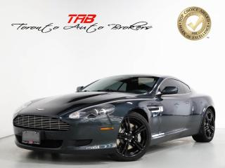 Used 2008 Aston Martin DB9 V12 I 450HP I NAVI I CLEAN CARFAX for sale in Vaughan, ON