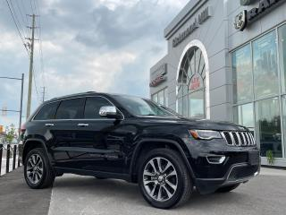 Used 2018 Jeep Grand Cherokee Trailer Tow Group IV / Nav / Pano roof /Luxury II for sale in Richmond Hill, ON