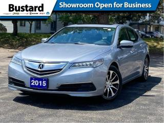 Used 2015 Acura TLX TLX   SUNROOF   LEATHER for sale in Waterloo, ON