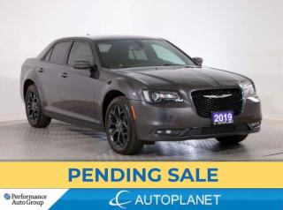 Used 2019 Chrysler 300 S AWD, Back Up Cam, Android Auto, Alpine Sound! for sale in Brampton, ON