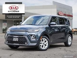 Used 2020 Kia Soul EX IVT for sale in Kitchener, ON