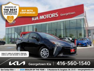 Used 2019 Toyota Prius AWD-e   CLN CRFX   BU CAM   LANE DEP   B/T   29 K for sale in Georgetown, ON