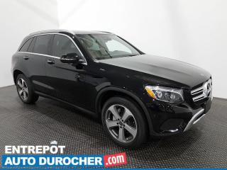 Used 2018 Mercedes-Benz GL-Class GLC 300-AWD-Navigation-Bluetooth-Climatiseur-Cuir for sale in Laval, QC